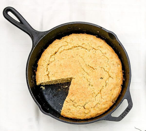 old fashion corn bread recipe