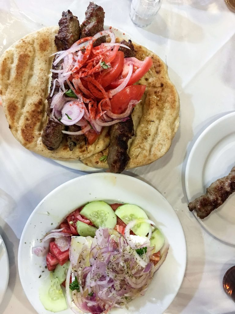 Mediterranean Food from Greece