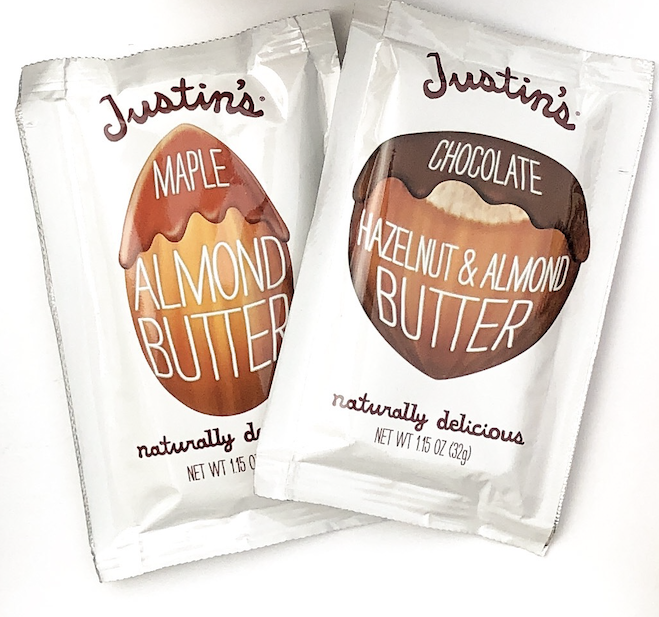 Justin's Peanut Butter Packet